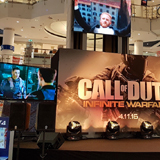 Premiera gry Call of Duty w Blue City, Warszawa, 2016 2